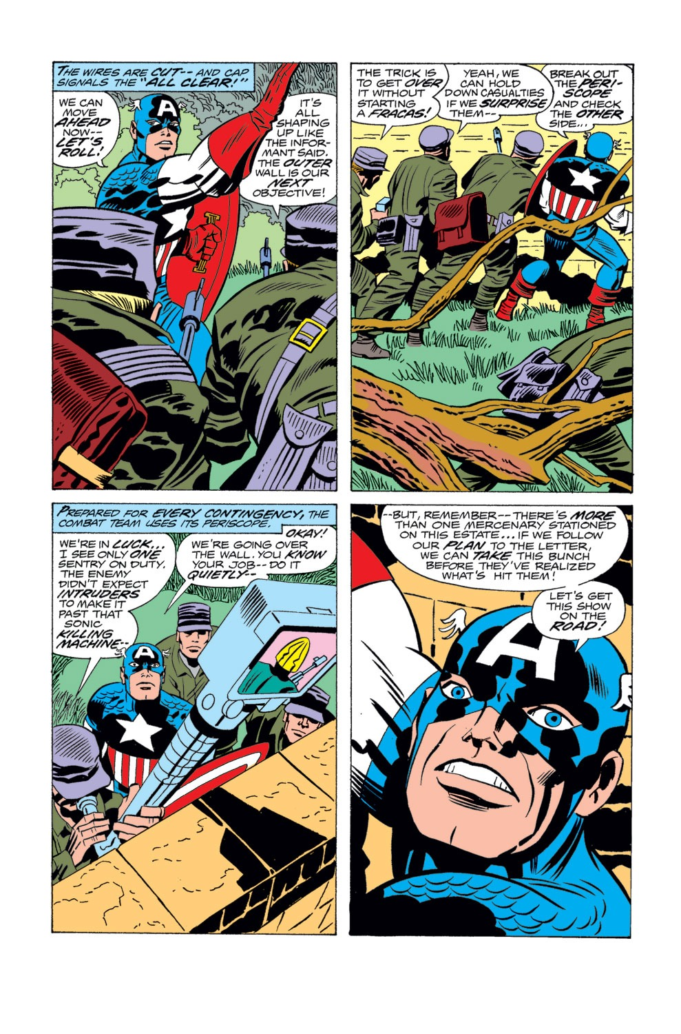 Captain America (1968) Issue #200 #114 - English 4