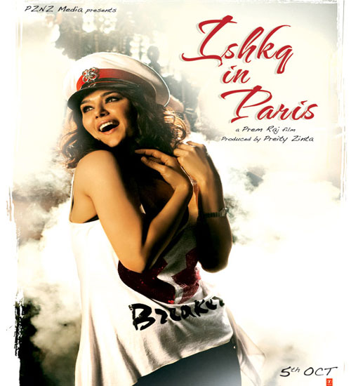 Ishkq In Paris (2012) Movie Watch Online