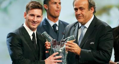 UEFA unveil 2015/16 UEFA Best Player in Europe Award Shortlist.