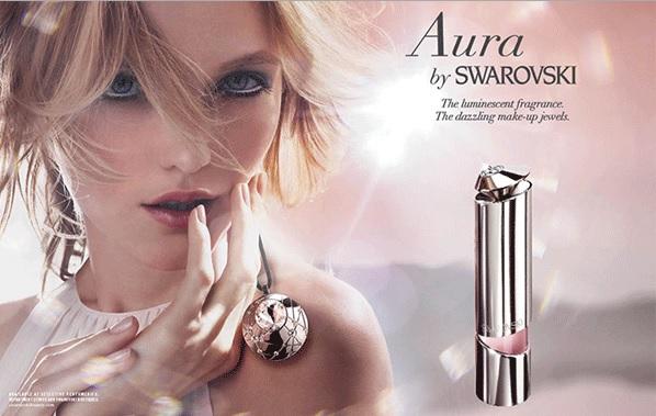 Resenha do Eau de Parfum Aura by Swarovski