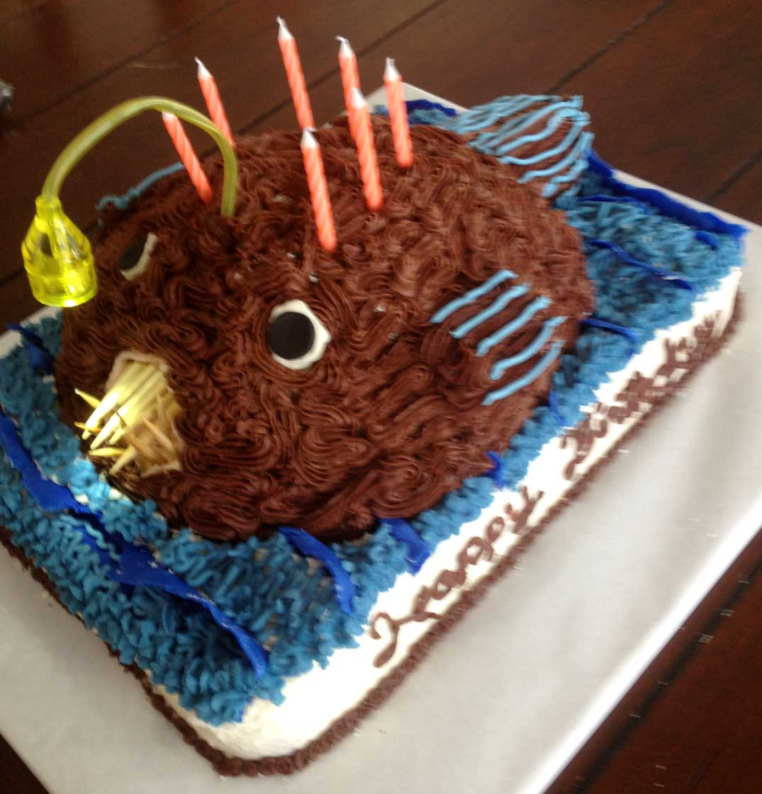 Fish Shaped Cake Cake Ideas And Designs