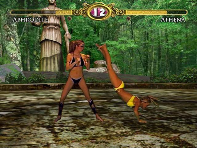 Bikini Karate Babes 2 Warriors of Elysia PC Full Descargar DVD5