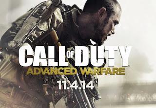 Cara mengatasi Disk Space Error pada Call Of Duty Advanced Warfare