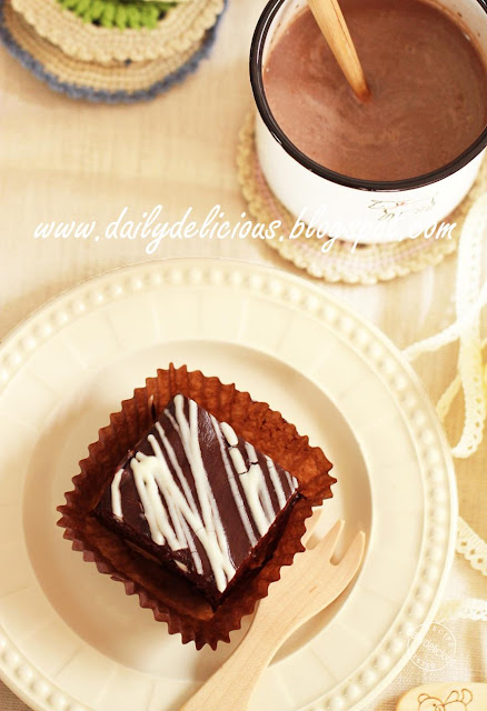 White Chocolate Glaze For Biscotti