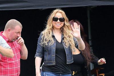 Mariah Carey Dapat RM20 Juta Persembahan Tahun Baru