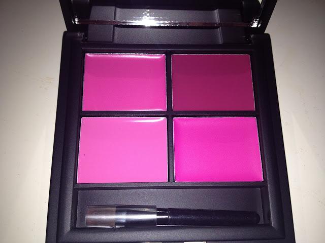Sleek Lip4 Palettes