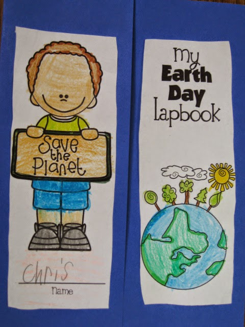 http://www.teacherspayteachers.com/Product/Earth-Day-Lapbook-and-PowerPoint-1080388