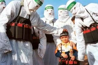 Misteri Pasukan Misterius Yang Membantu Perjuangan Palestina