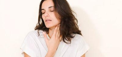 6 Ampuh Cara Meredakan Sakit Tenggorokan - Tips Kesehatan Lengkap - Cara mengobati sakit tenggorokan - penyebab sakit tenggorokan