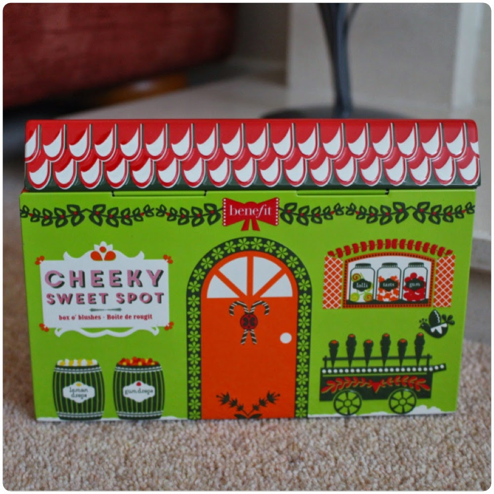 Benefit Cheeky Sweet Spot Gift Set Review