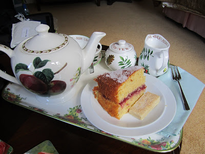 Tea and Cake at the Old Vicarage - Ravenstonedale
