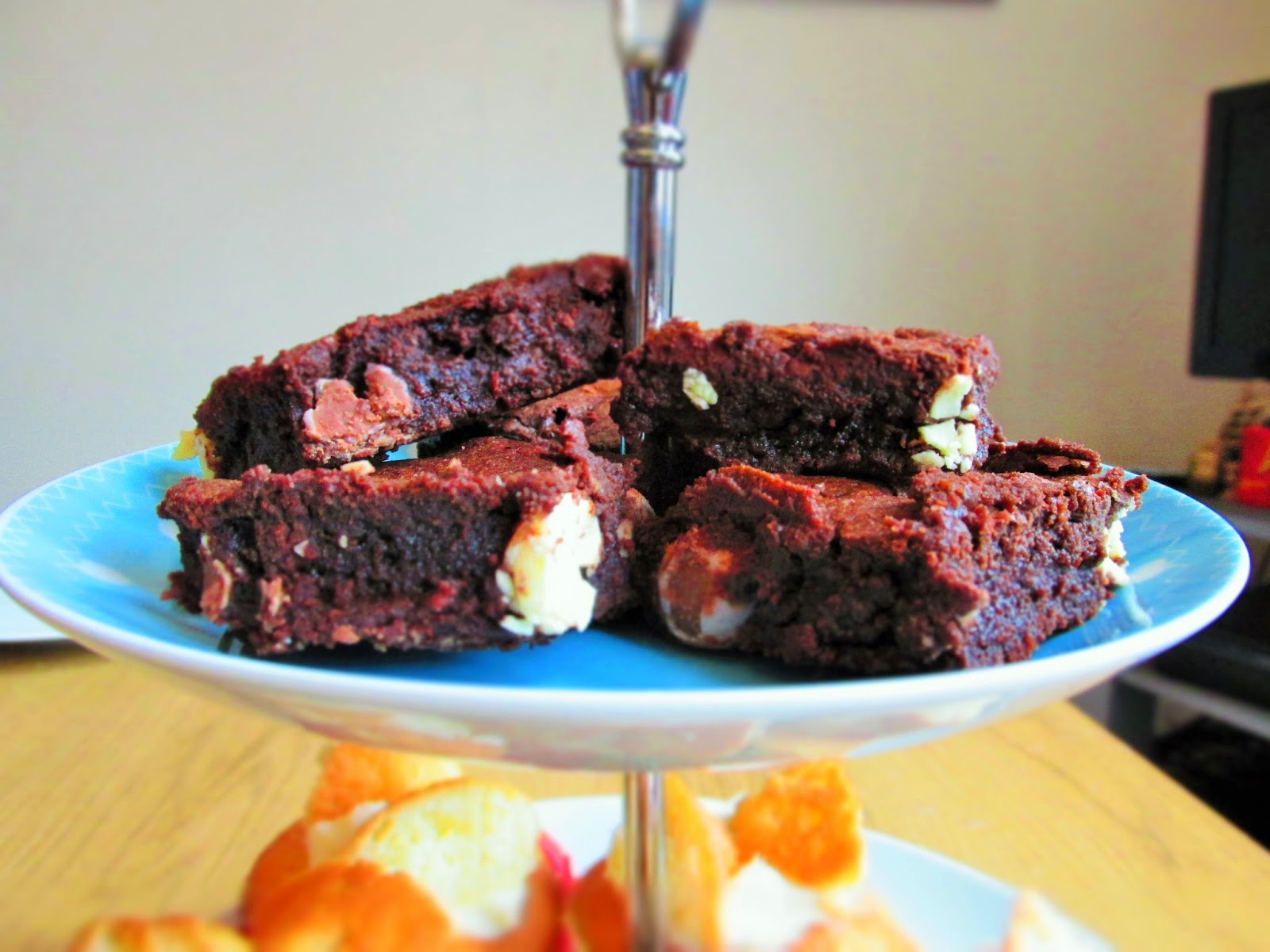 Mini-Egg-Brownies