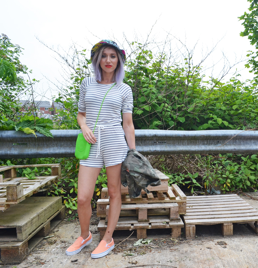 Glastonbury Festival Style - Celeblook Jumpsuit