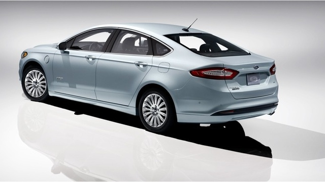 2013 ford fusion energy release world of car fans. Black Bedroom Furniture Sets. Home Design Ideas