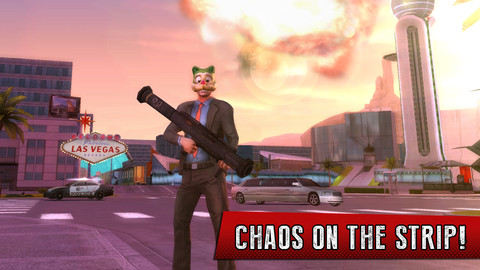 Gangstar Vegas ipa iPhone/iPad