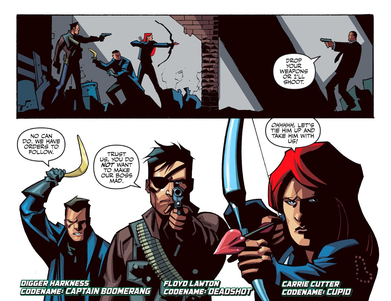 The Flash: Season Zero [I] Issue #15 #15 - English 3