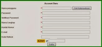 Cara Registrasi itupoker.net