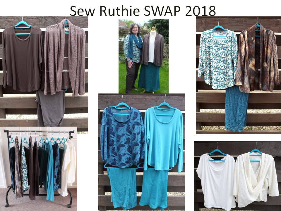 Sew Ruthie Style SWAP 2018