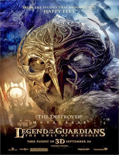 La Leyenda de los Guardianes (2010)