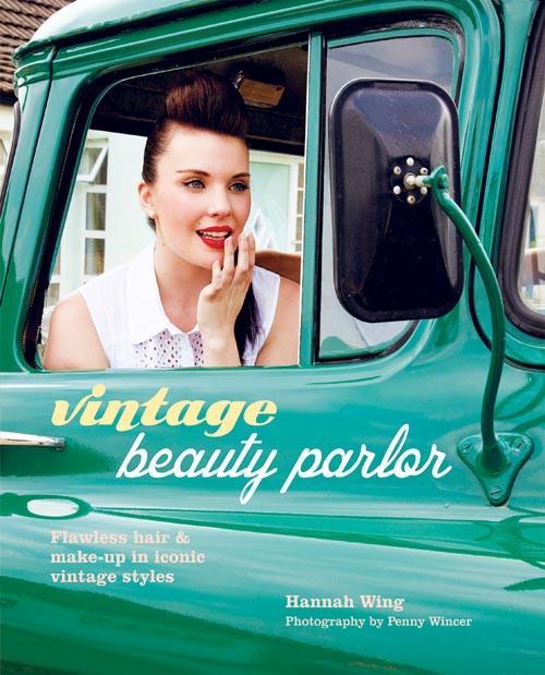 RetroTwist: Book review - Vintage Beauty Parlor