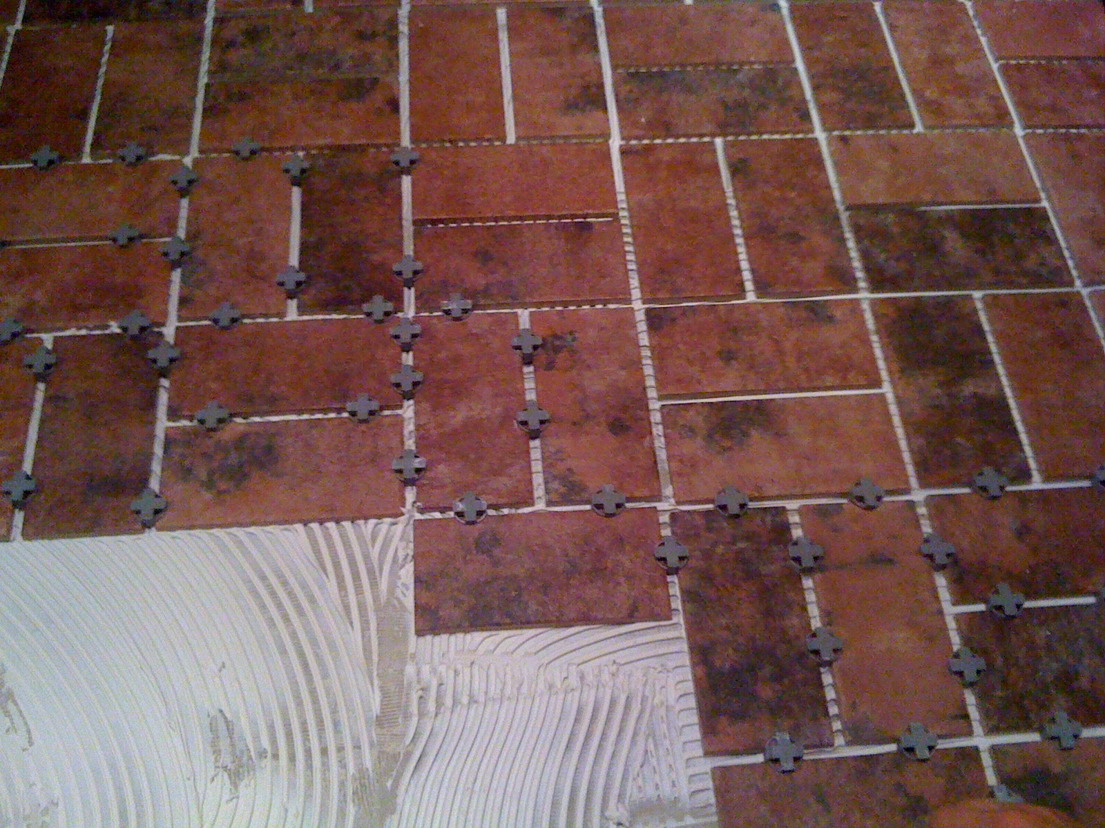 Live And Learn Rustic Kitchen Floor