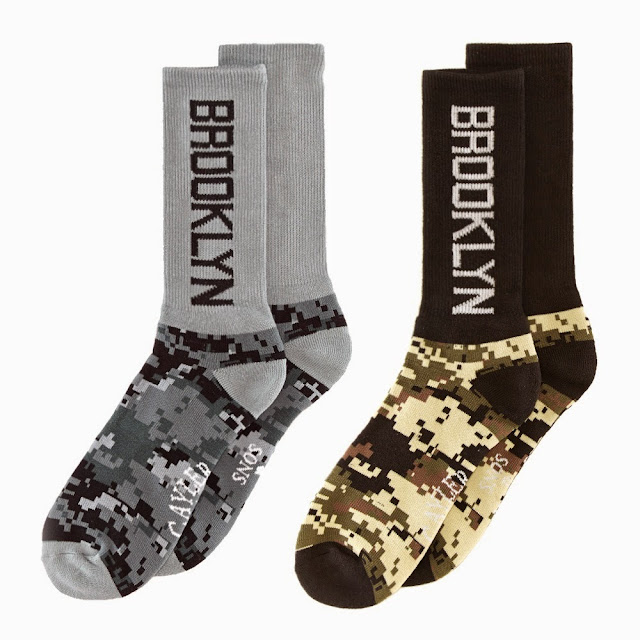cayler&sons socks brooklyn
