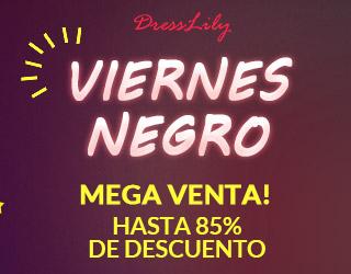 Viernes Negro Dresslily
