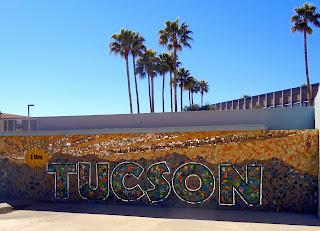 Tucson downtown mural