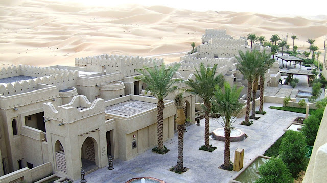 Liwa Oasis in Arab
