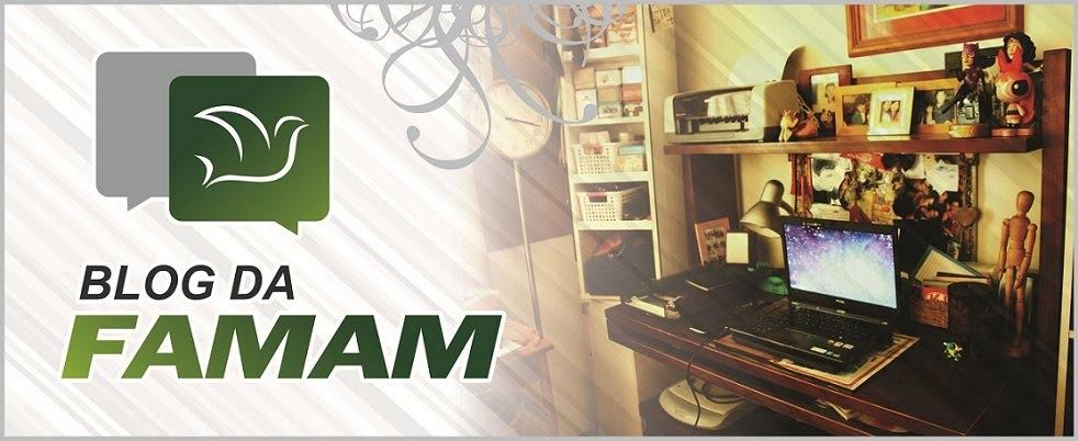 Blog da FAMAM