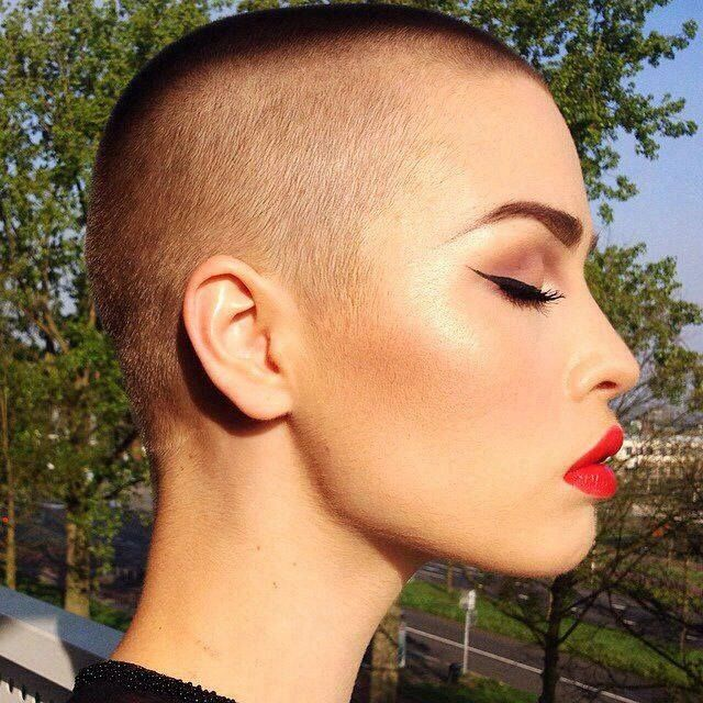 Lolly rocks young girls with shaved heads needs learn