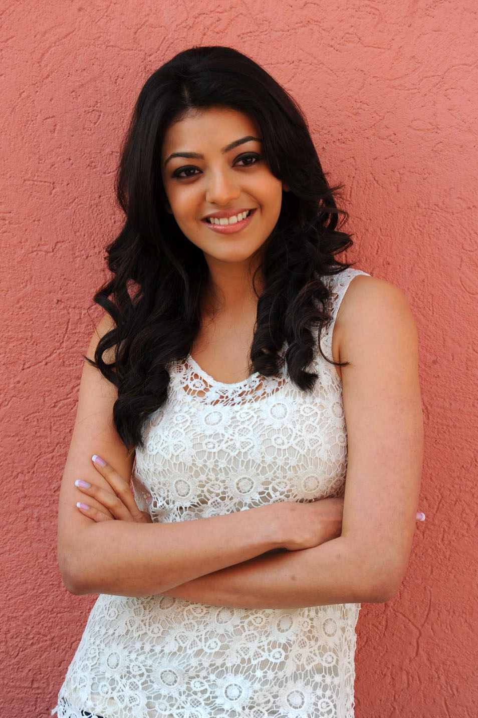 kajal agarwal photoshoot surya movie launch