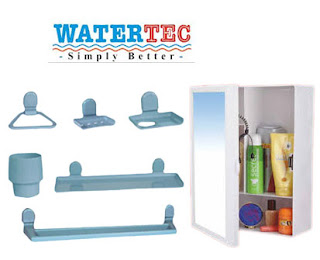 A Complete Bath Set from Watertec - Pumpkart.com
