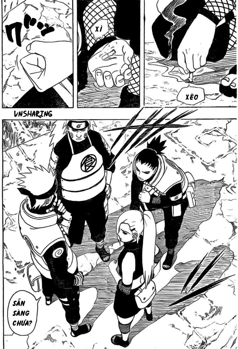 Naruto chap 332 Trang 3 - Mangak.info