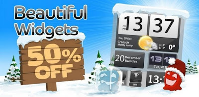 Beautiful Widgets 4.10.4 .Apk Android [Full] [Gratis]