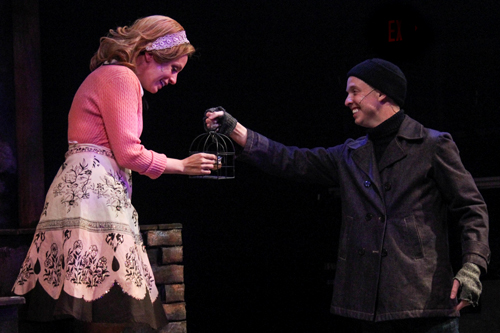 Kelly Chapin Martin and Benjamin | Sweeney Todd | Actor's Express