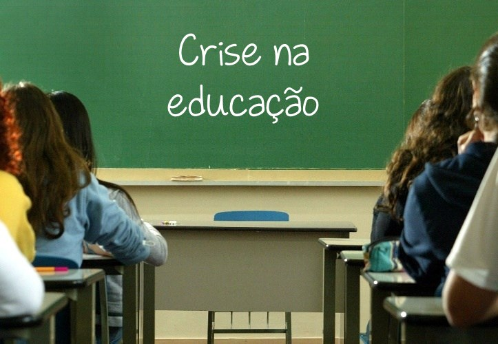 Crise na educação