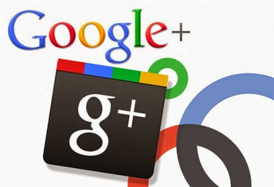 Google Plus ,publications on the basis of age and region