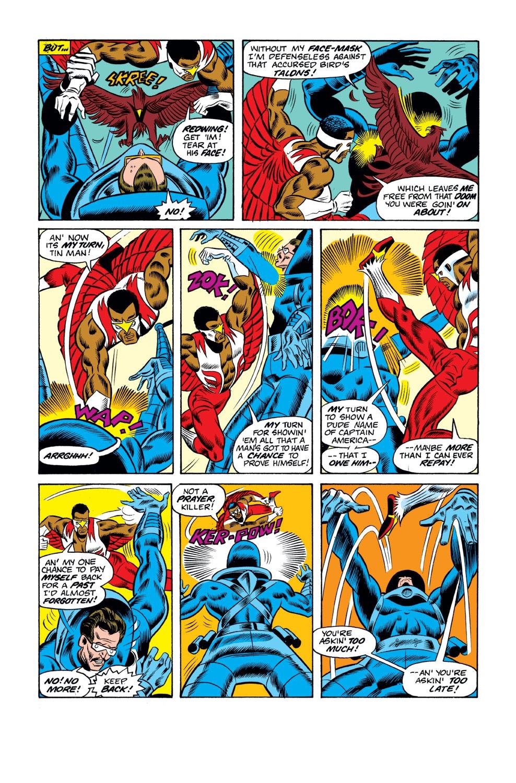 Captain America (1968) Issue #191 #105 - English 18