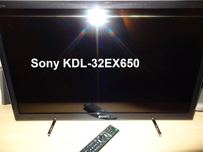 Sony KDL-32EX650 TV