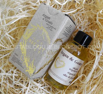 Olejek Arganowy 100% - The Secret Soap Store ( Scandia Cosmetics )