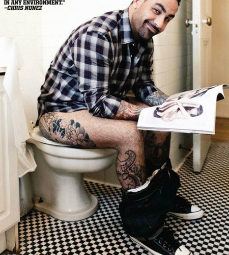 Chris Nunez Tattoo Pictures to Pin on Pinterest