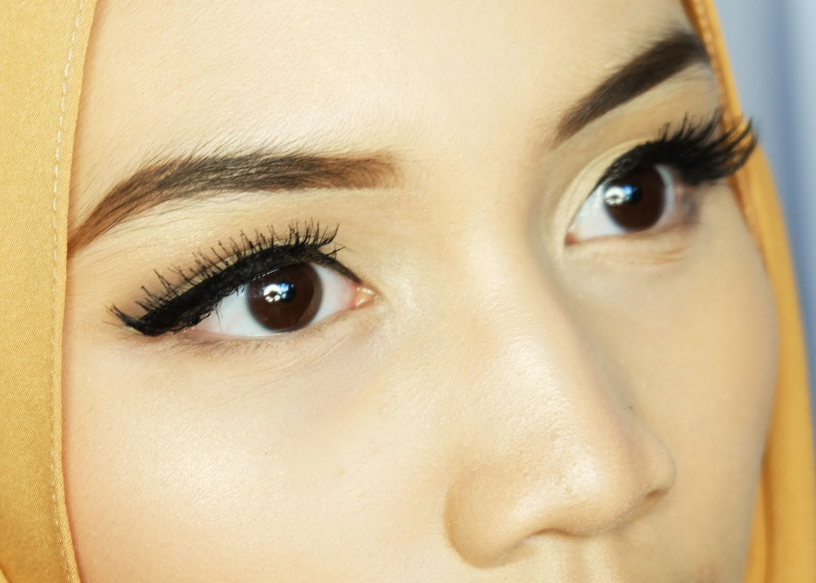 Close up of Basic Eyeshadow Look from Hey Bash Tutorial c8daaf47a71
