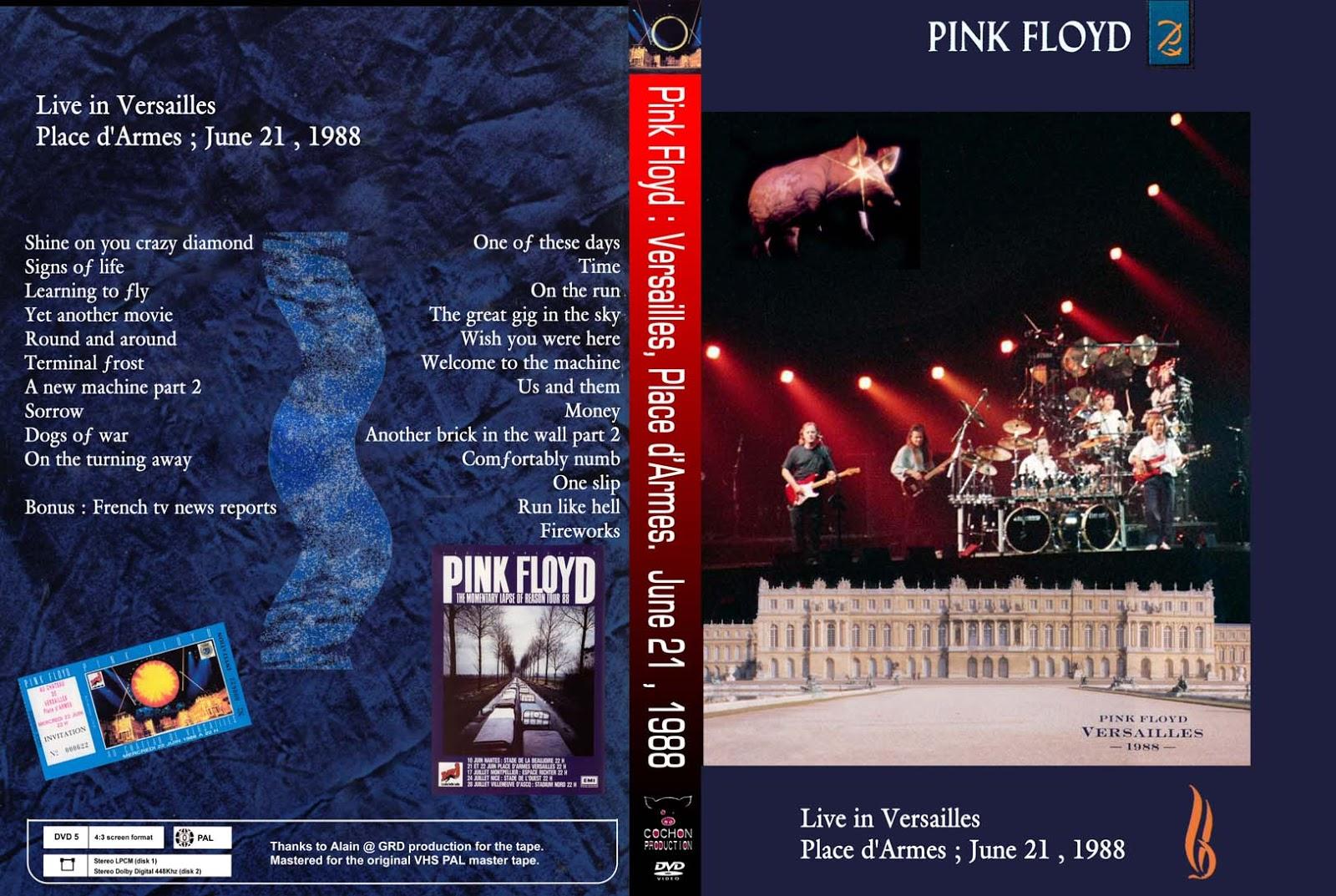 Amazon.com: pink floyd dvd