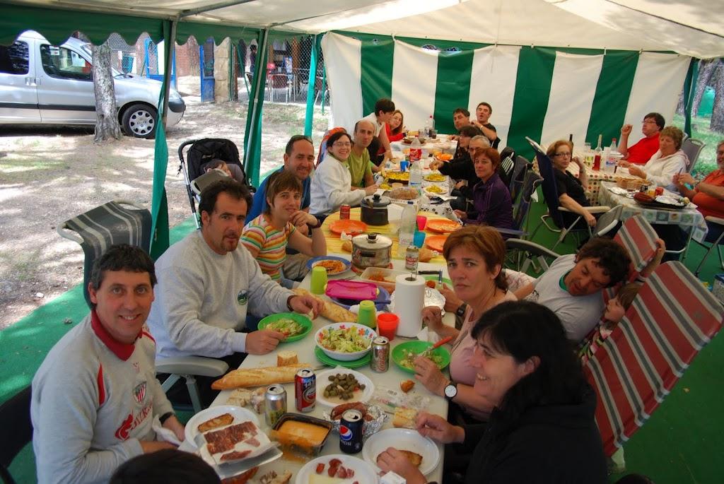 El blog de camping urbi n visita amigos webcampista com for Carpa comida