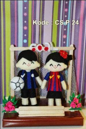 Jual kado hadiah unik lucu baju kaos batik couple pasangan buat untuk