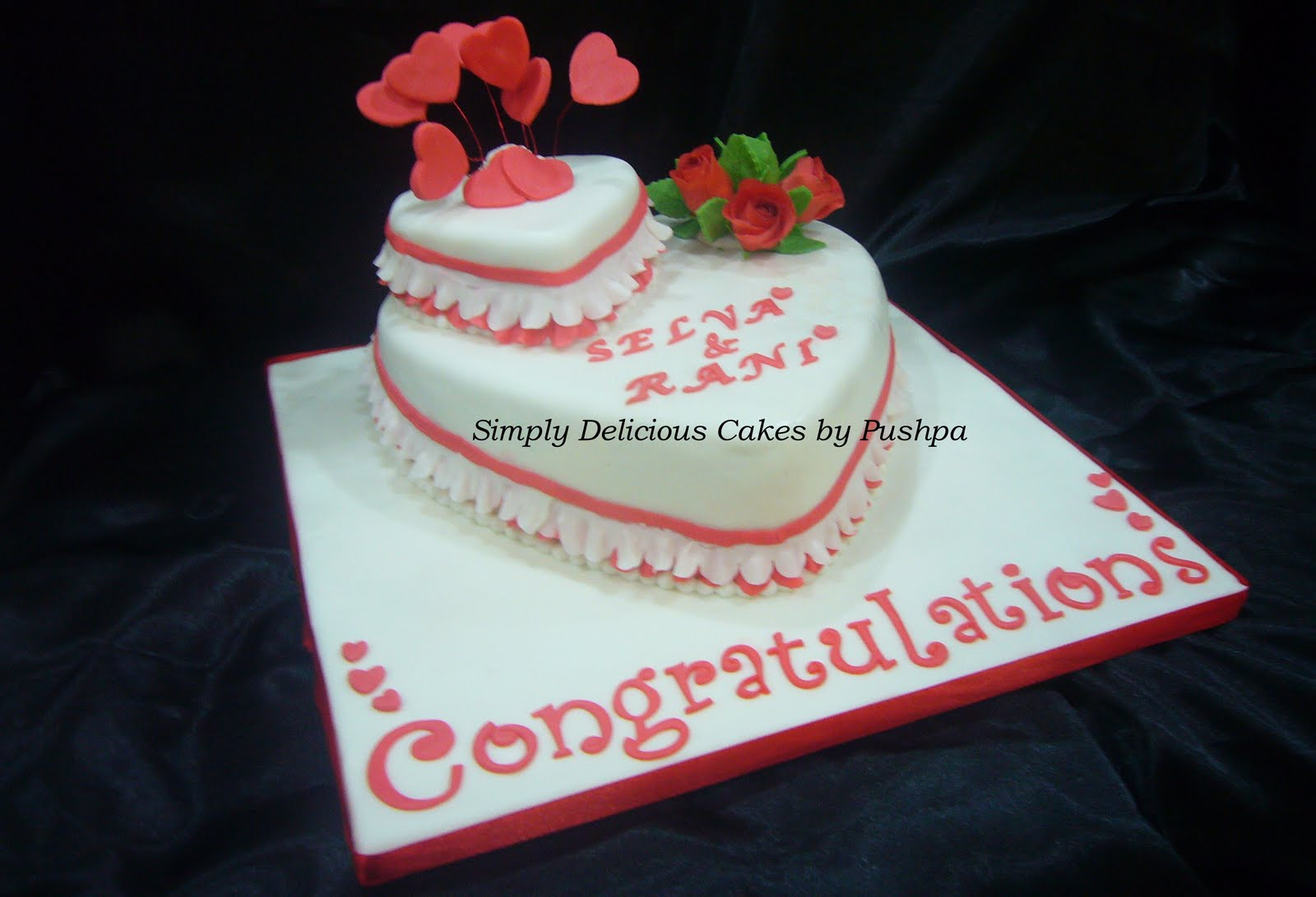Th wedding anniversary cakecentral