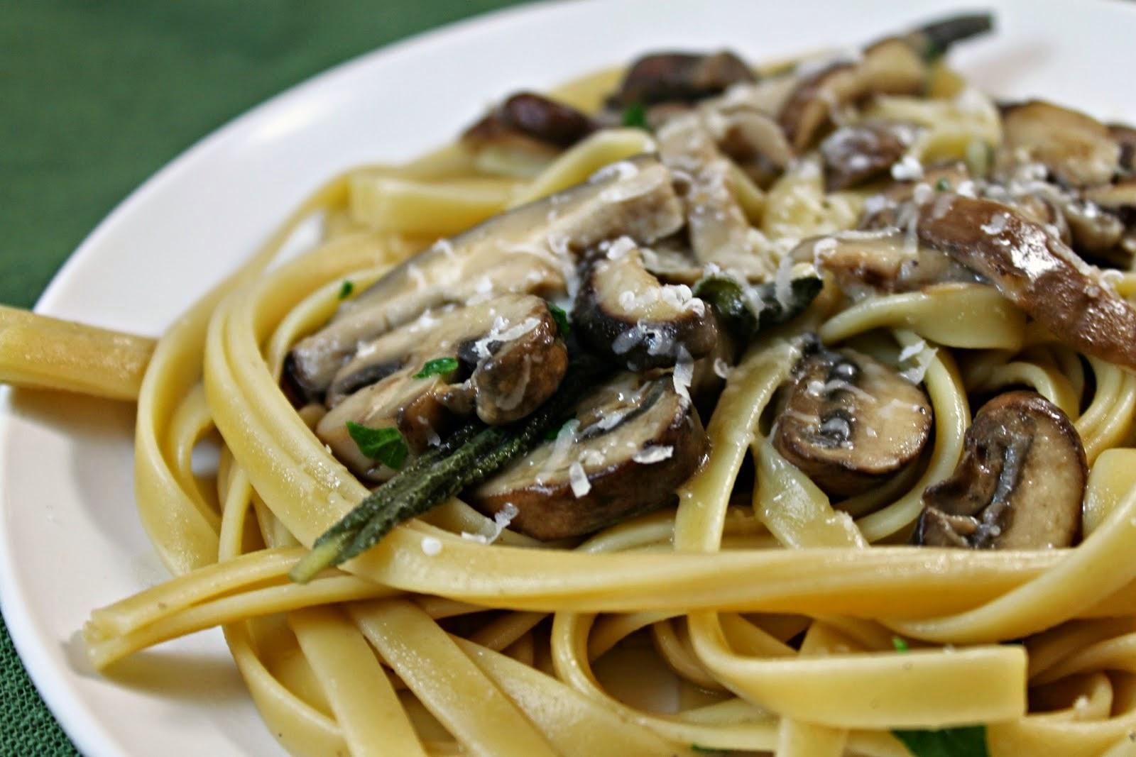 Pasta, Pasta with Mushroom, recipe, dinner meal,
