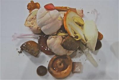 Gastronomía de Paco Pérez en Gastronomika 2012. Blog Esteban Capdevila