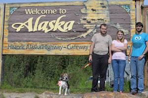 @ Home in Alaska